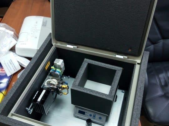 Термовибрационный контейнер